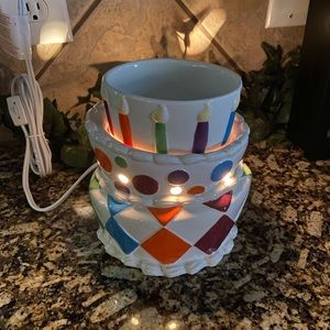 It's A Party Scentsy Warmer